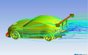 دانلود تحقیق آیرودینامیک در طراحی خودرو
