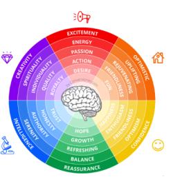 روانشناسی رنگ